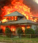 Weston Fire Damage