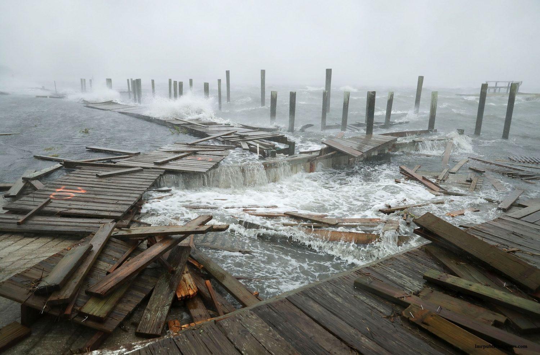 Hurricane Florence Claim